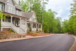 The Homes at Olmsted Park are only steps to all of the neighborhood's amenities.